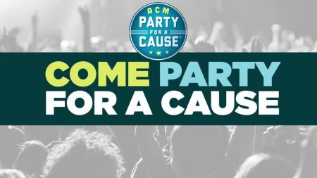 Complete schedule and list of performers for the 6th annual ACM Party for a Cause 2018