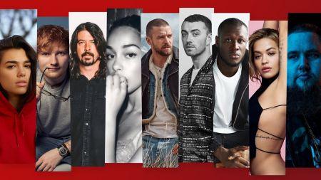 Foo Fighters make BRIT Awards debut, win International Group award