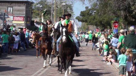 Free family-friendly events in Orlando, Daytona Beach and Melborne for St. Patrick's Day 2018