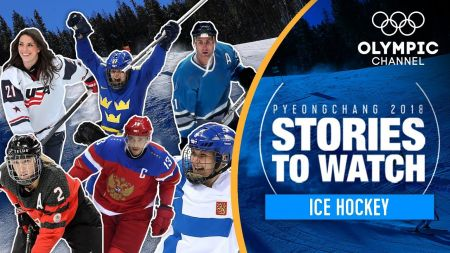 Winter Olympics 2018 winners: Hockey