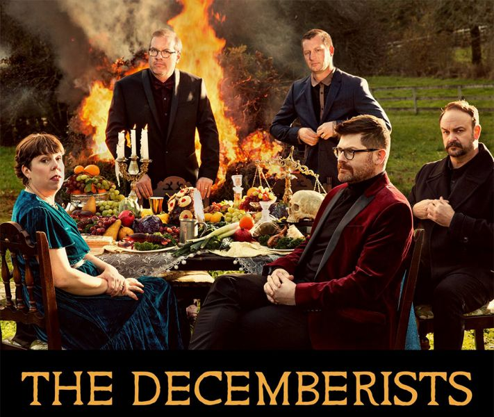 © The Decemberists, used with permission