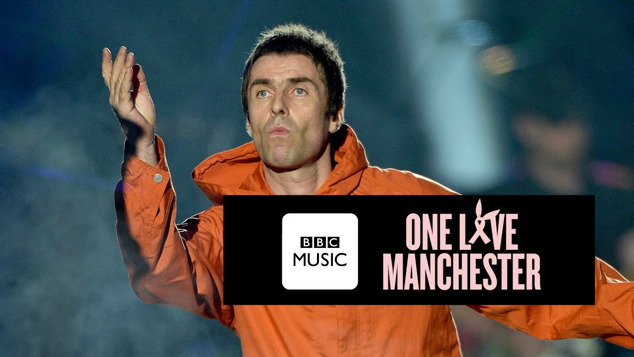 Liam Gallagher delivers emotional Manchester Arena tribute at 2018 BRIT Awards