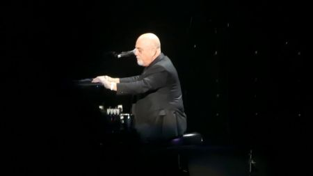 Watch: Billy Joel performs live debut of 'A Minor Variation' in New York at MSG