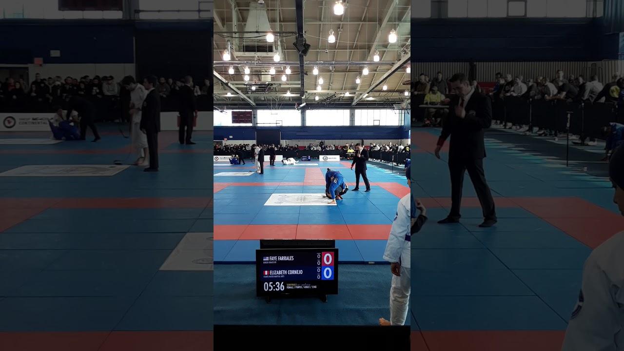 Renzo Gracie-trained jiu-jitsu phenom Faye Farrales not eyeing MMA run