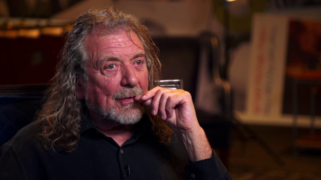 'The Big Interview with Dan Rather' new season returns with Robert Plant March 13 on AXS TV