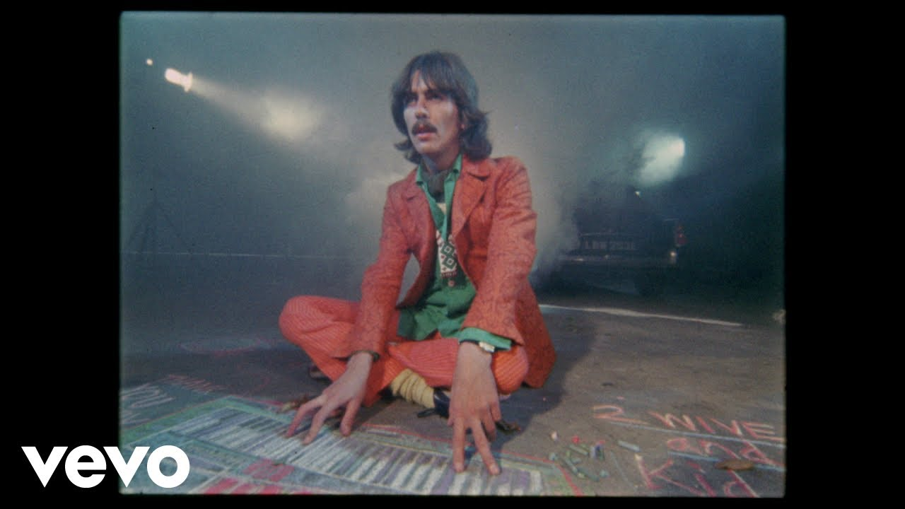 Beatles VEVO celebrate George Harrison's 75th birthday with psychedelic video for 'Blue Jay Way'