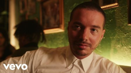J Balvin gives into love on the dance floor in 'Ahora' music video