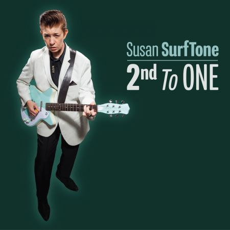 Susan Surftone salutes Elvis Presley on new EP