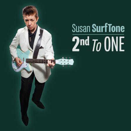 Susan Surftone salutes Elvis Presley on new EP