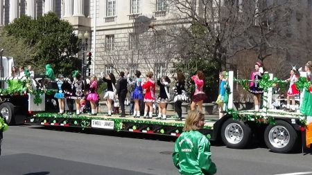 Free family-friendly events in Washington D.C. for St. Patrick's Day 2018