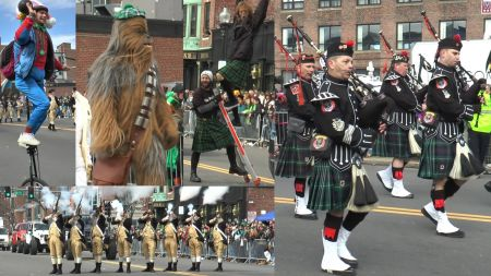 Free family-friendly events in Boston for St. Patrick's Day 2018