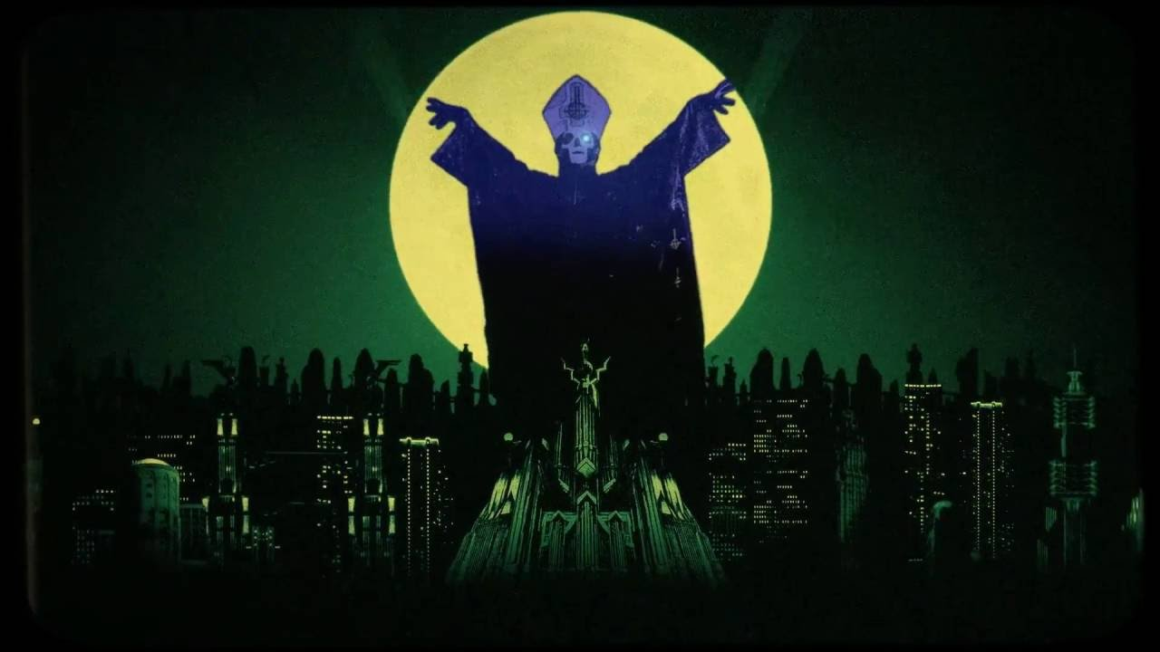 GHOST announce spring US tour dates