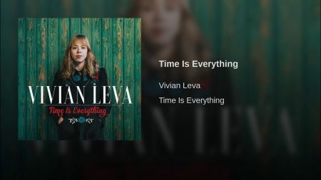 New voice Vivian Leva brings fresh air to country on 'Time Is Everything'