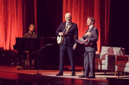 Steve Martin and Martin Short are bringing their comedic show to the small screen with an upcoming Netflix special due out later this year.