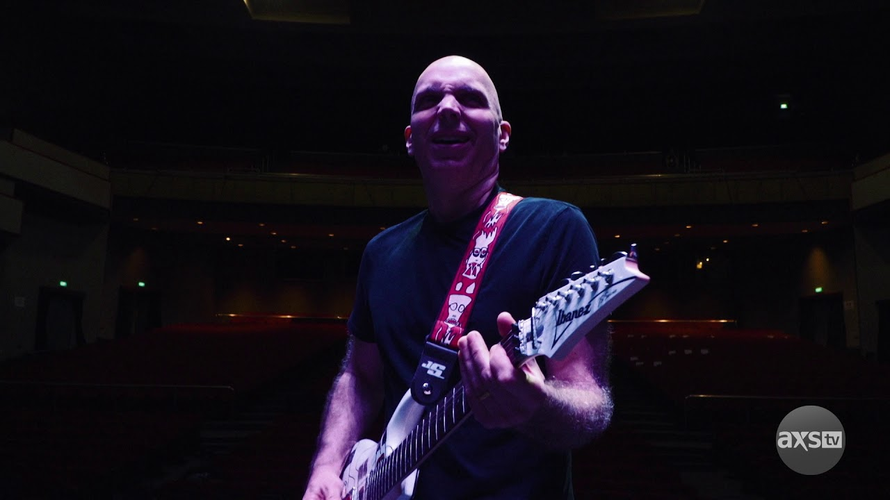 Get a first look at 'Joe Satriani: Beyond the Supernova' premiering March 6 on AXS TV
