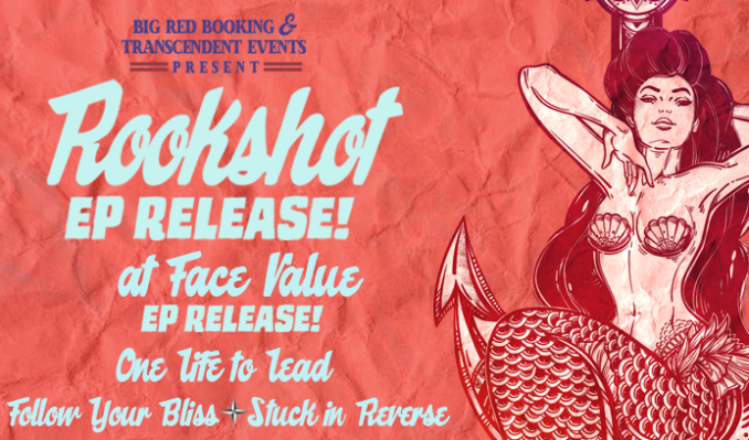 ROOKSHOT EP RELEASE! tickets at Rams Head Live! in Baltimore