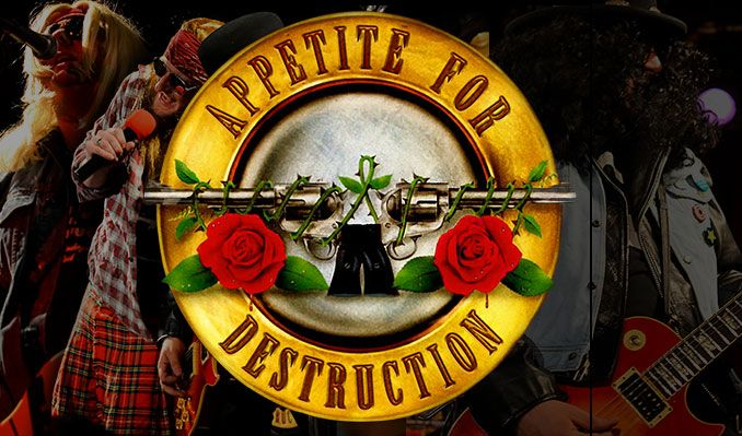 Appetite for Destruction (Tribute to Guns N' Roses) tickets at Starland Ballroom in Sayreville