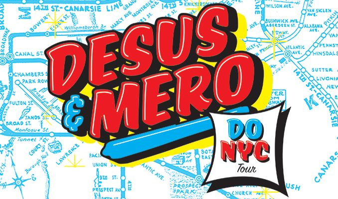 Desus & Mero tickets at Apollo Theater in New York City