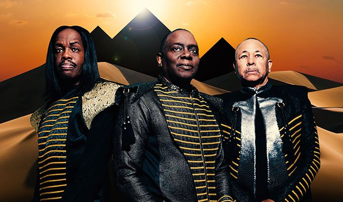 Earth, Wind & Fire tickets at Bournemouth International Centre, Bournemouth