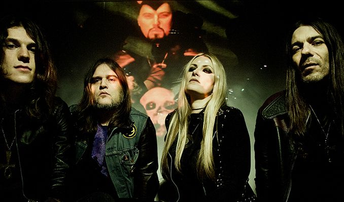 Electric Wizard tickets at The Warfield in San Francisco