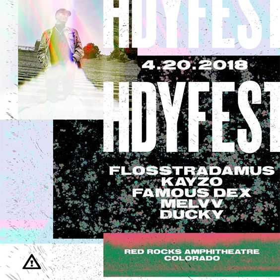 Image for MOVED TO FILLMORE AUDITORIUM  --  Flosstradamus