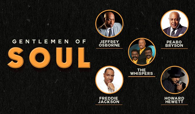 Gentlemen of Soul tickets at Microsoft Theater in Los Angeles
