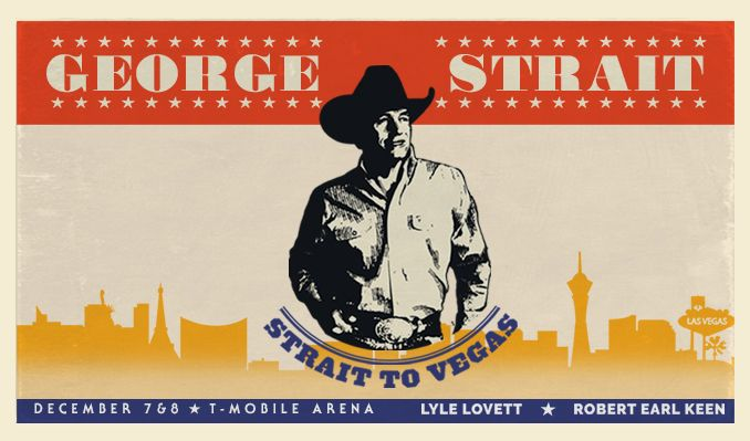 Additional offers vip packages promotions and special offers for george strait tickets at t mobile arena in las vegas m4hsunfo Gallery