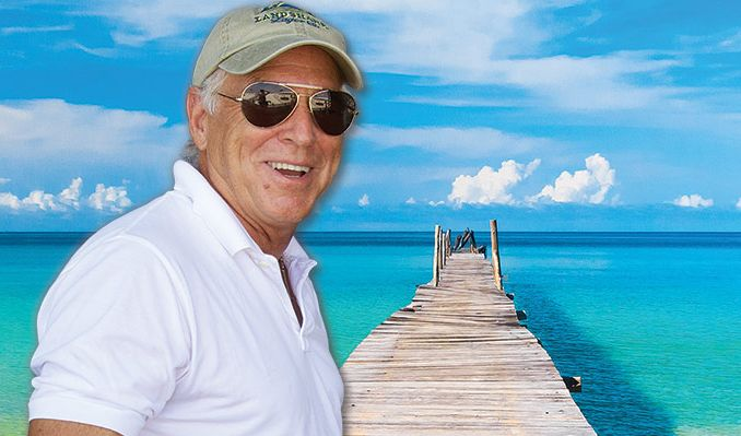 Jimmy Buffett & The Coral Reefer Band tickets at Vivint Smart Home Arena in Salt Lake City