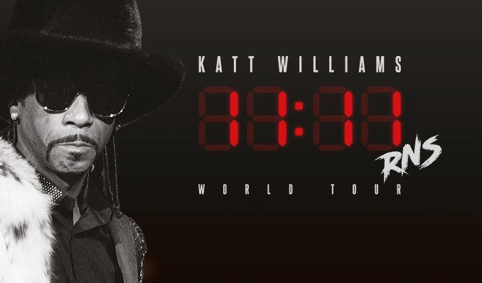 Katt Williams tickets at ANNEXET/Stockholm Live in Stockholm