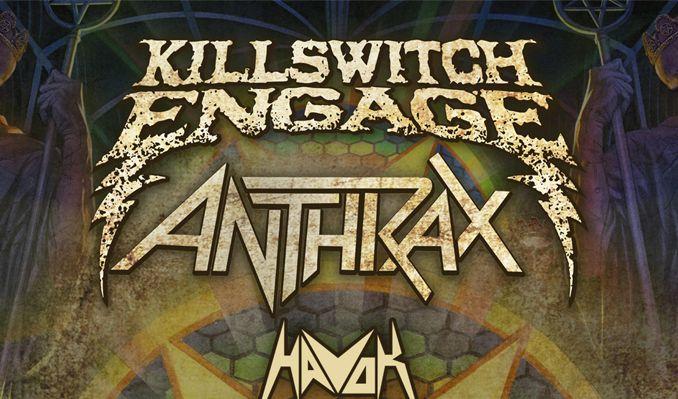 AEG Live | Killswitch Engage & Anthrax