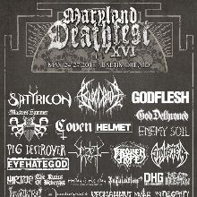Maryland Deathfest XVI tickets at Rams Head Live! in Baltimore
