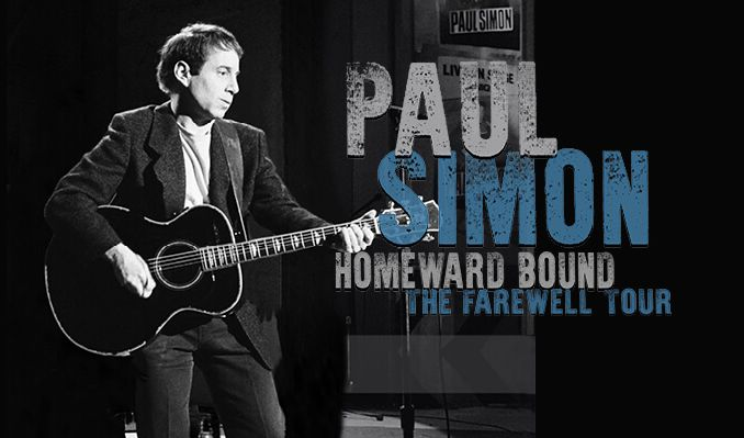 Paul Simon tickets at Amway Center in Orlando