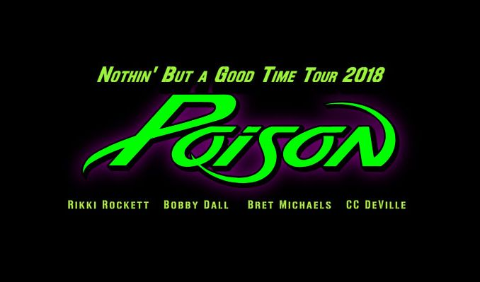 Poison with Cheap Trick and Pop Evil tickets at Sprint Center in Kansas City