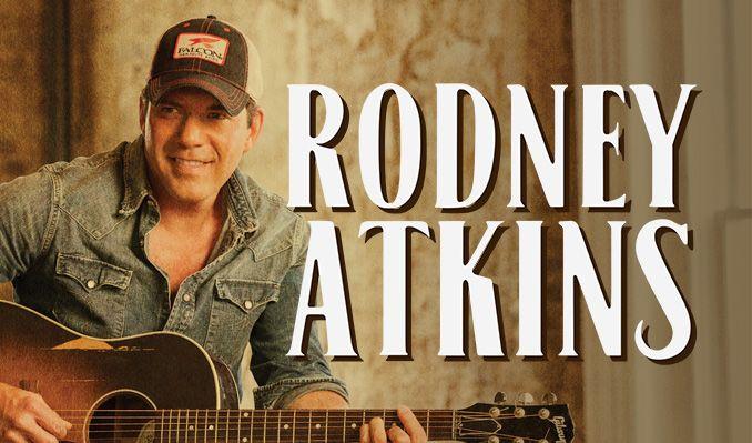 Rodney Atkins tickets at Starland Ballroom in Sayreville