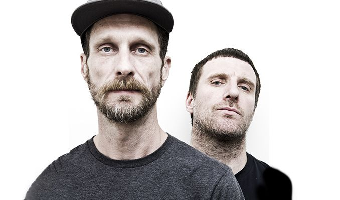 Sleaford Mods tickets at Boiler Shop, Newcastle upon Tyne