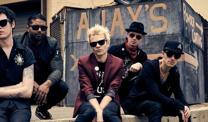 Sum 41 tickets at The Warfield in San Francisco