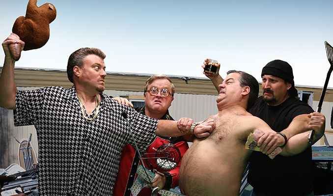 hot chicks on trailer park boys