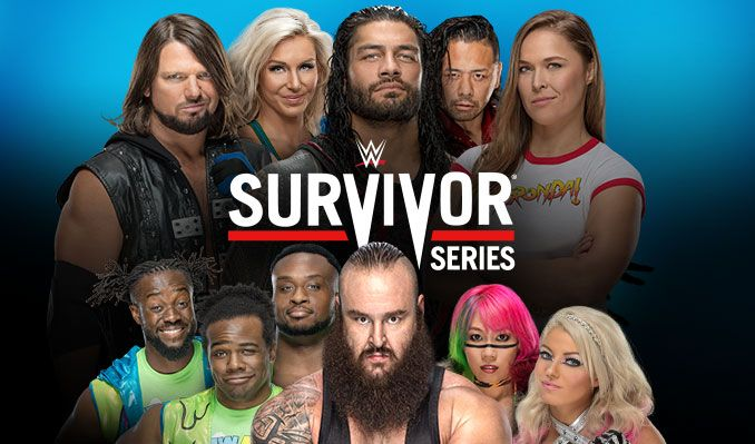 Additional offers vip packages promotions and special offers for wwe survivor series m4hsunfo
