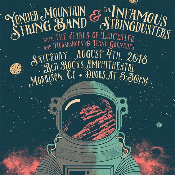 Thumbnail for Yonder Mountain String Band & The Infamous Stringdusters