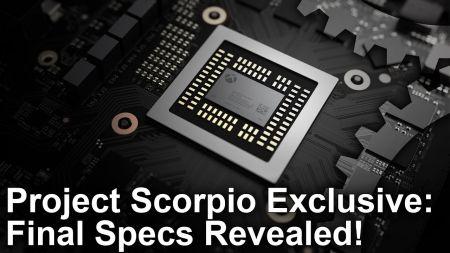Xbox Project Scorpio revealed
