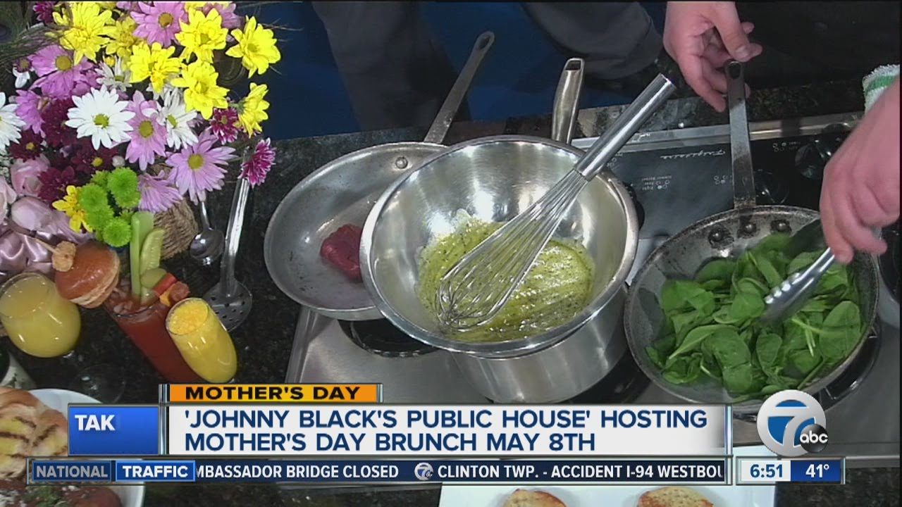 Best spots for Mother's Day brunch in Detroit