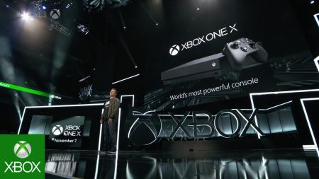 Microsoft at E3 2017: Xbox One X, 4K gaming and plenty of new games