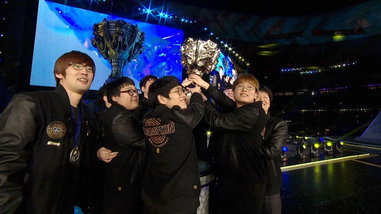 Riot releases final episode of 'Eyes on Worlds' following 2017 League of Legends World Championship