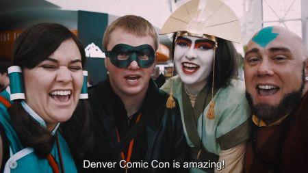 Complete list of Denver Comic Con 2018 guests