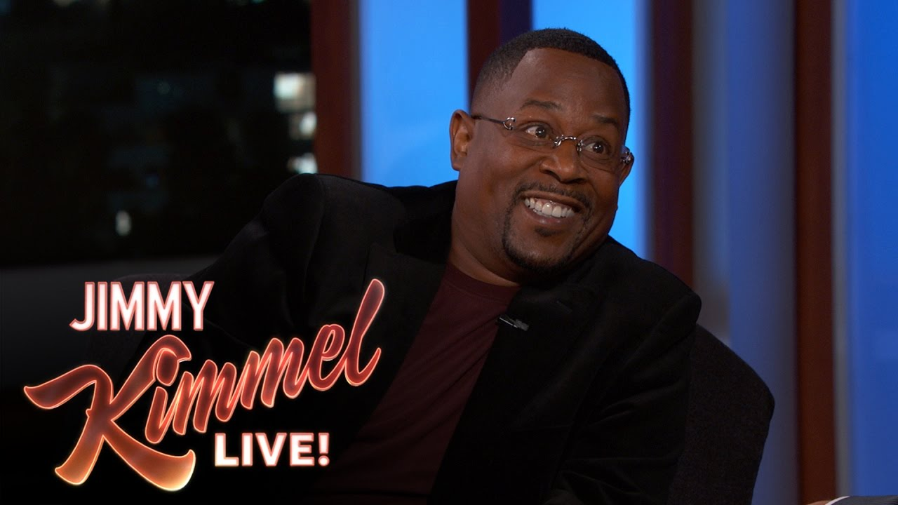 Martin Lawrence hosting an all-star night of comedy on the LIT AF Tour