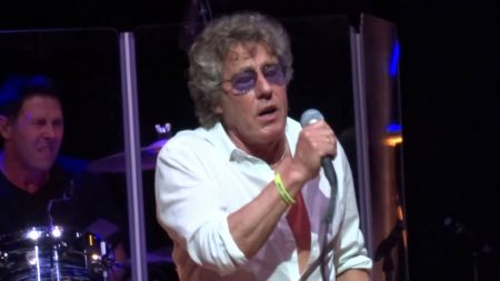 The Who's Roger Daltrey celebrates 74th birthday and joins 2019 Rock Legends Cruise line-up