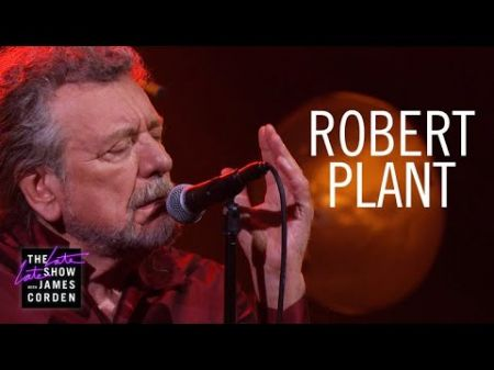 Watch: Robert Plant & The Sensational Space Shifters perform 'New World' on 'Corden'