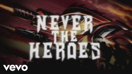 Watch: Judas Priest debut lyric video for new single 'Never the Heroes'