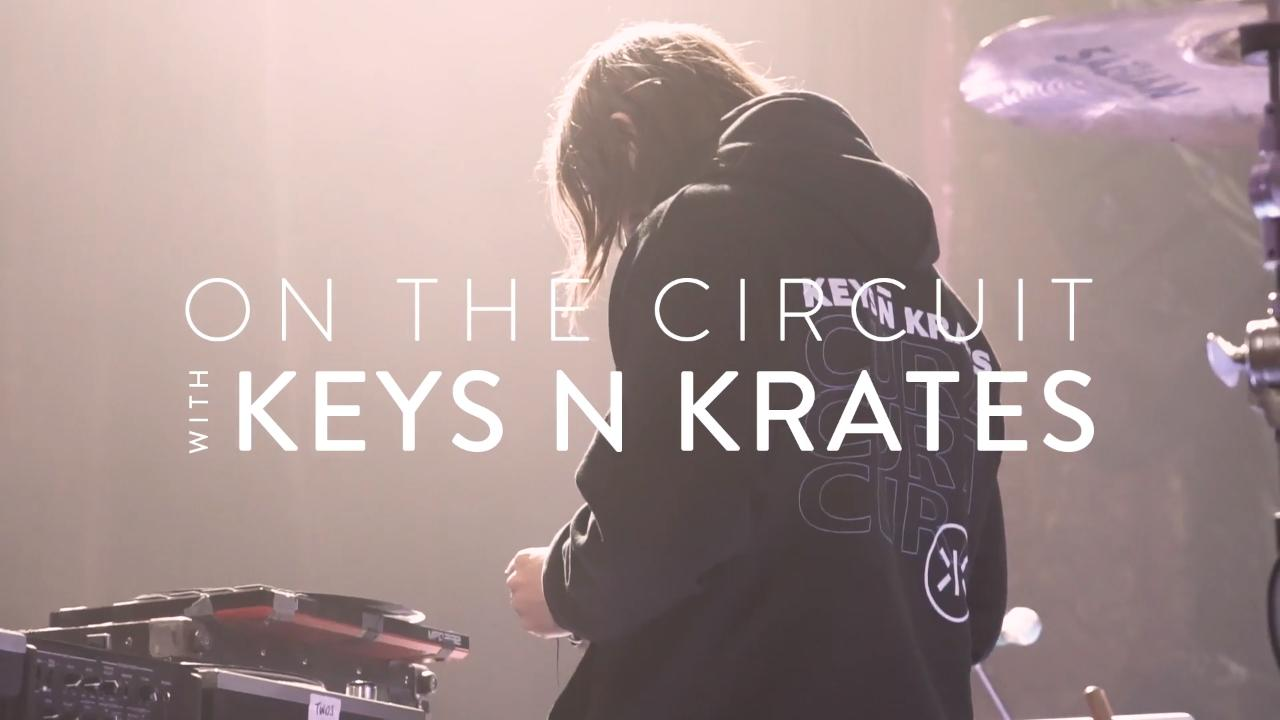 On The Circuit: Watch Keys N Krates on the road in support of new album 'Cura'