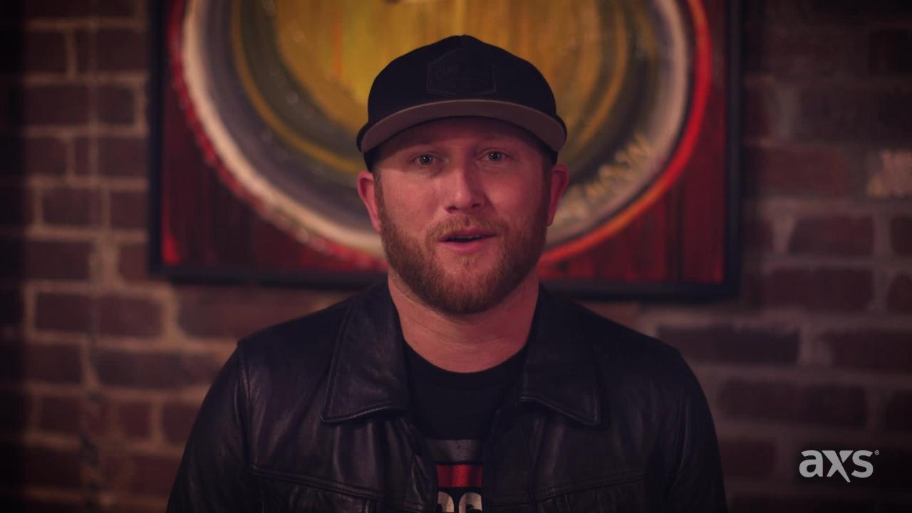 Interview: Cole Swindell talks new music, merch guys and more (Watch)